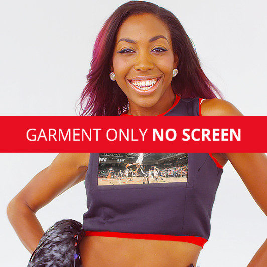 T-Shirt TV® Crop Top Replacement