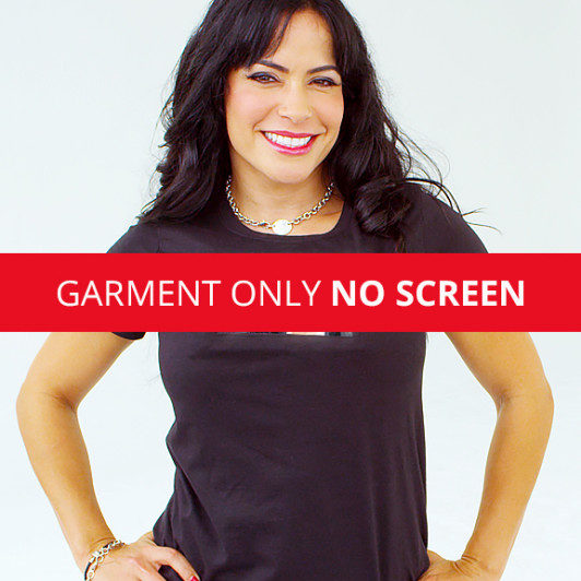 New Women's Small Screen Replacement Shirt