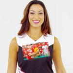 T-Shirt TV® Cheerleader Top