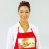 T-Shirt TV® Medium Length Apron