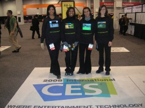 Consumer Electronics Show: 2008